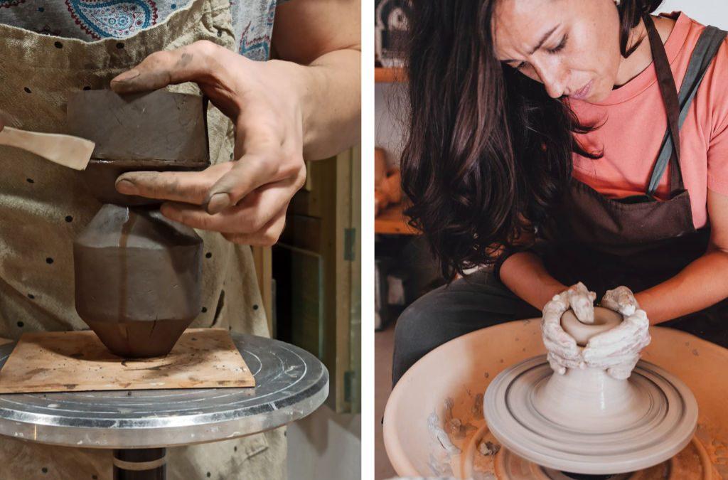 Tres talleres cordobeses de cerámica para niños (y adultos) con artesanos creativos