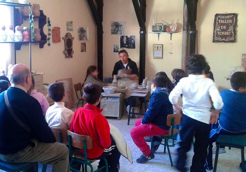 talleres ceramica - we love montilla moriles