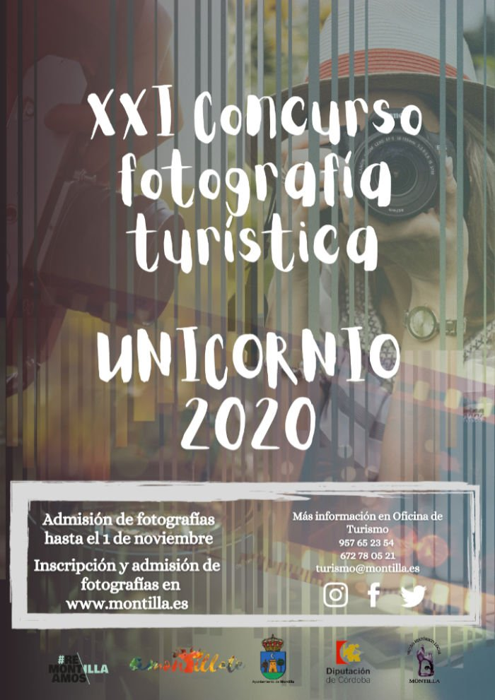 agenda unicornio 2020 we love montilla moriles