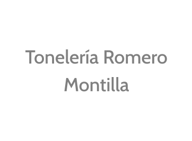 toneleria romero montilla we love montilla moriles