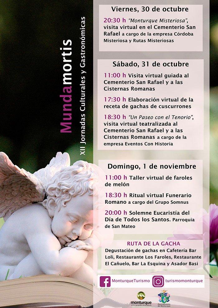 munda mortis monturque - we love montilla moriles