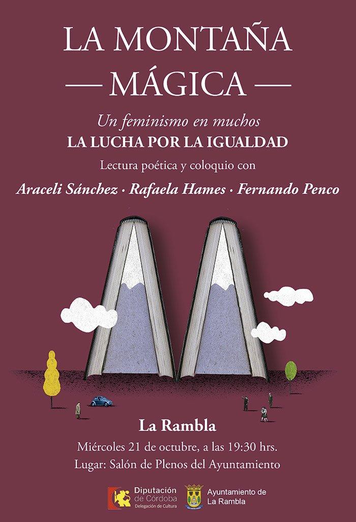 lectura poética y coloquio La Rambla-welovemontillamoriles
