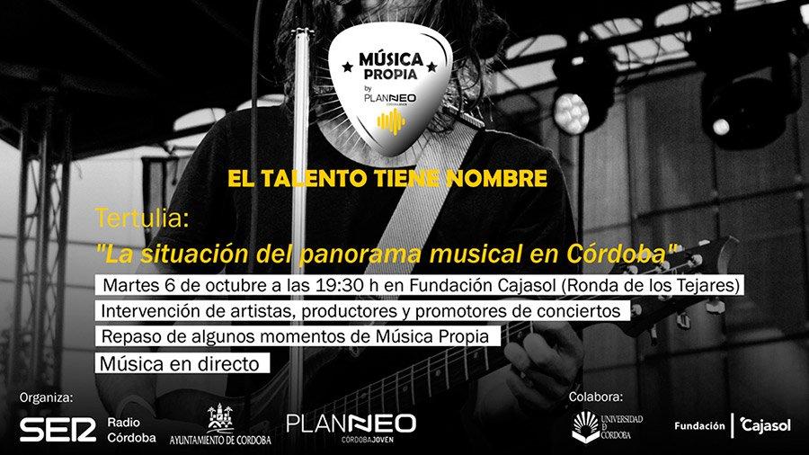 tertulia y musica we love montilla moriles