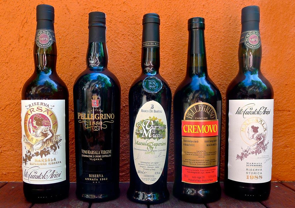 Vinos fortificados Marsala fortified wines We Love Montilla Moriles Cordoba
