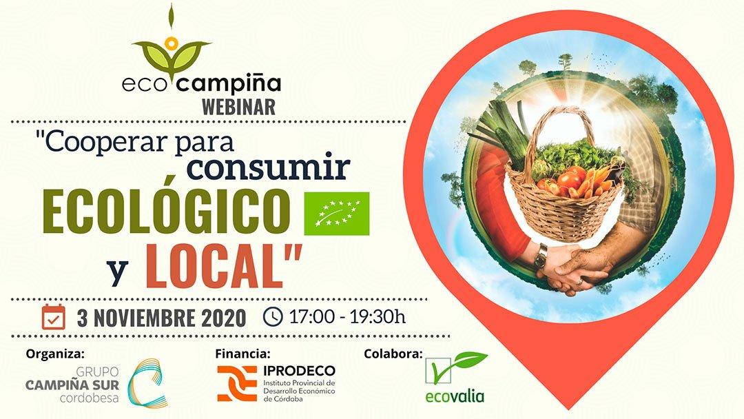 Webinar EcoCampiña - we love montilla moriles