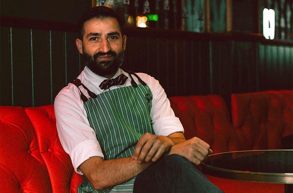 Entrevista a Adrián Sehob, Mejor Barman de España en los Premios FIBAR