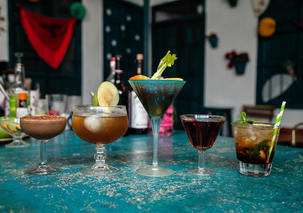 5 cocteles daki hacer en casa we love montilla moriles cordoba