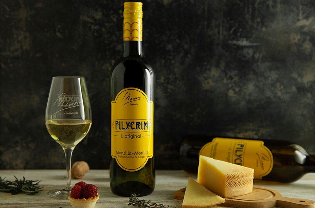 Oda al Pilycrim, un vino cordobés que es un icono pop de Montilla-Moriles