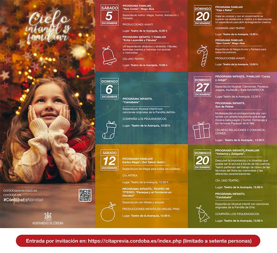 Córdoba es Navidad we love montilla moriles cordoba