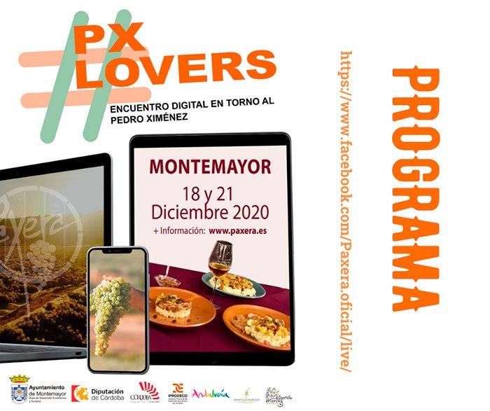 PX Lovers Montemayor - we love montilla moriles cordoba
