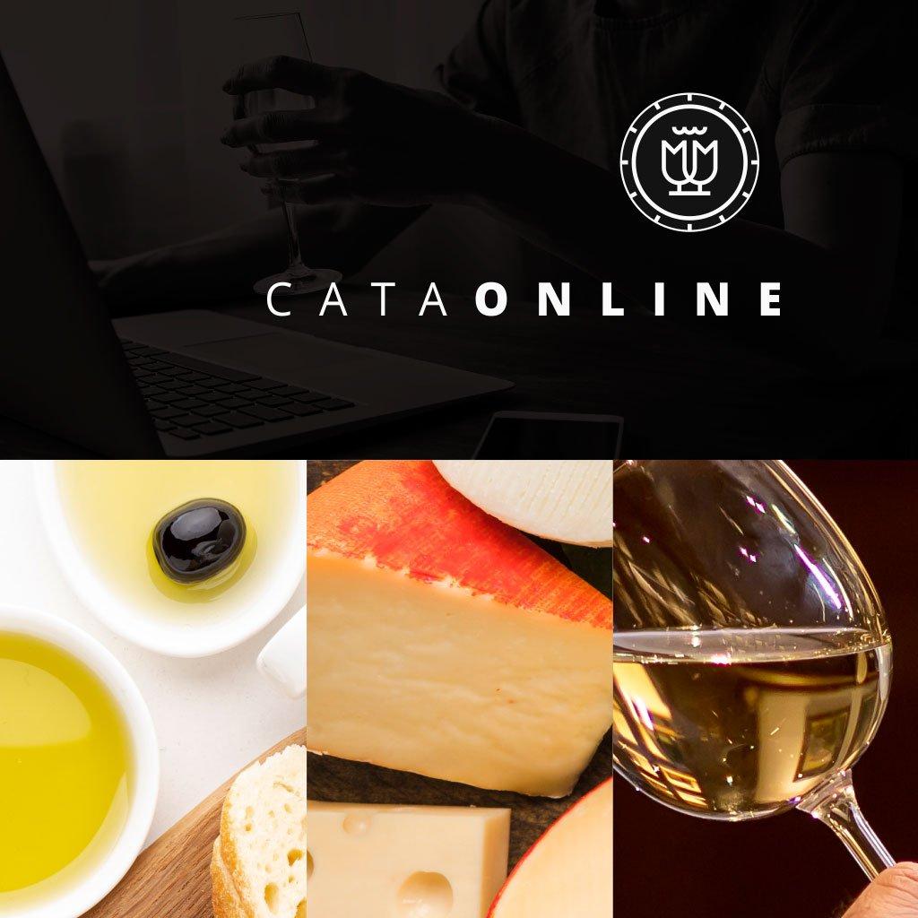 cata online gastronomica we love montilla moriles cordoba