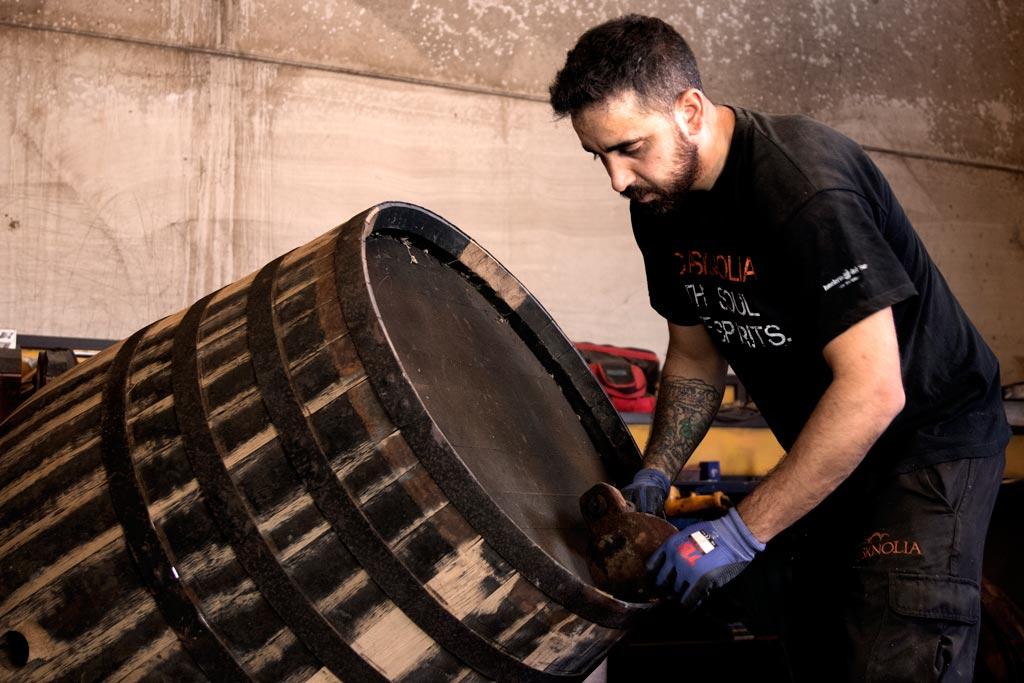 reparacion barril viejo toneleria we love montilla moriles cordoba 16