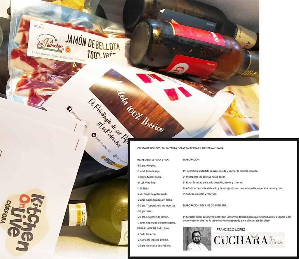 productos cordobeses receta we love montilla moriles cordoba