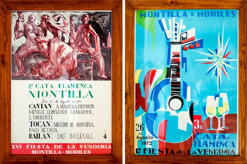 carteles 2 cata flamenca we love montilla moriles cordoba