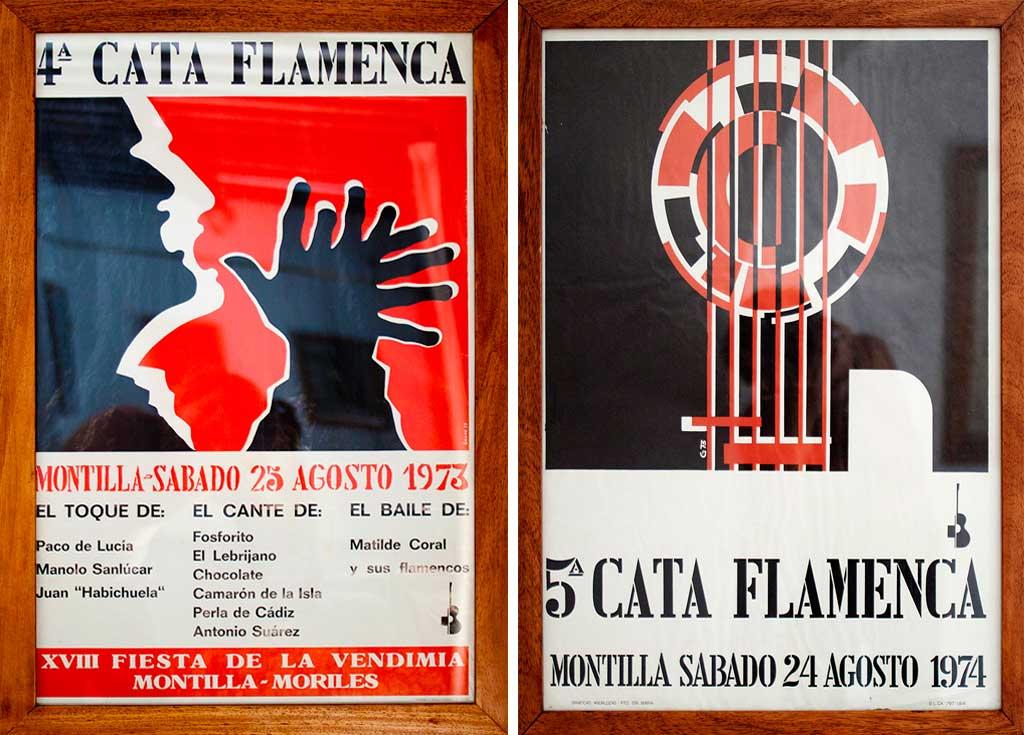 carteles 3 cata flamenca we love montilla moriles cordoba