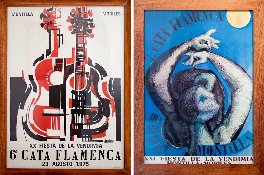 carteles 4 cata flamenca we love montilla moriles cordoba