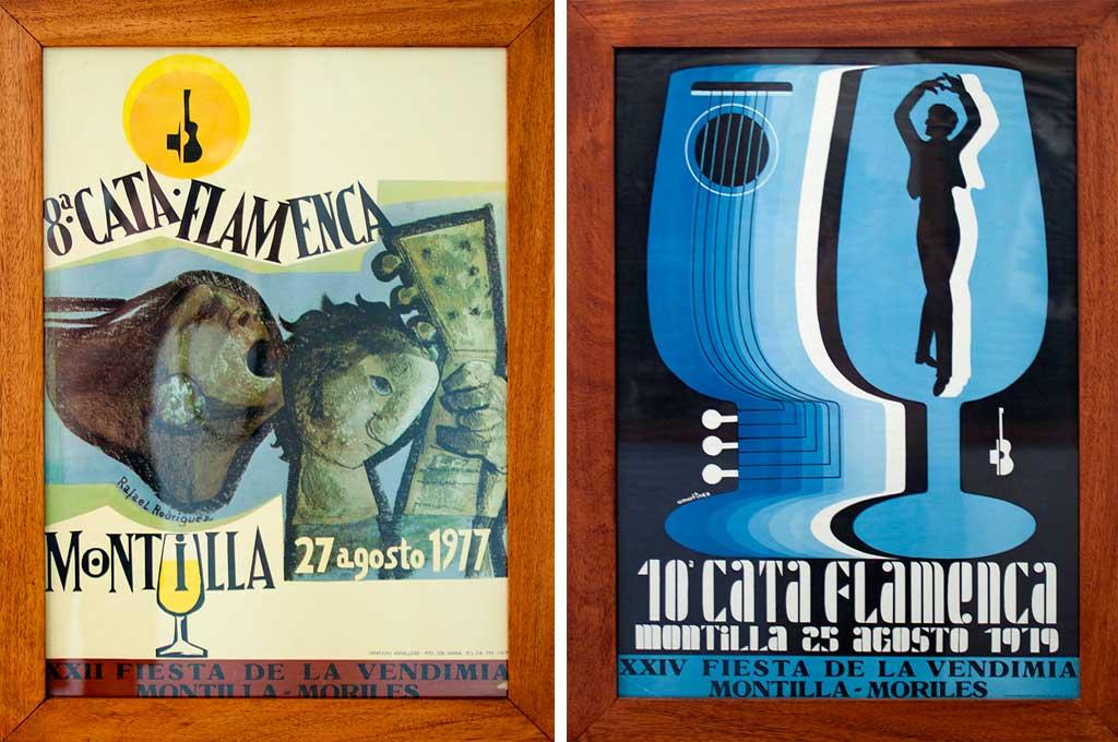 carteles 5 cata flamenca we love montilla moriles cordoba