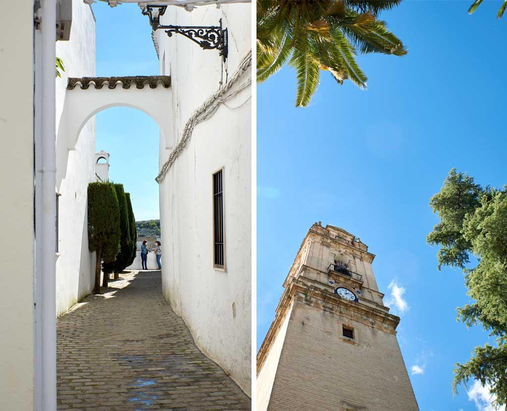 calles parroquia Cabra we love montilla moriles cordoba