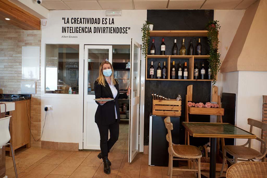 Cocina Restaurante Vaquena Cabra we love montilla moriles cordoba