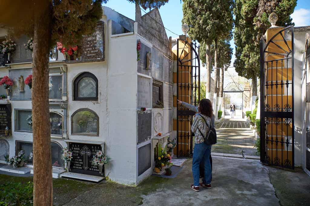 cementerio de San Rafael monturque we love montilla moriles cordoba