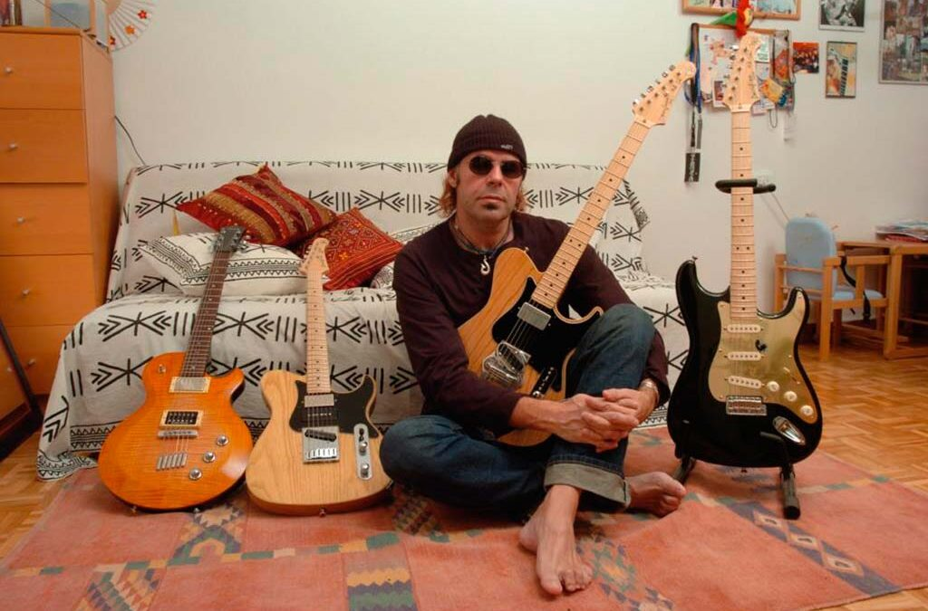 Entrevista a Javier Vargas (Vargas Blues Band)