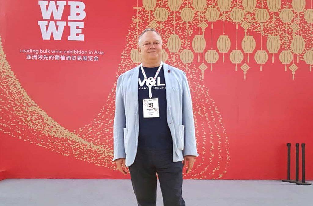 Entrevista a José Luis Murcia, presidente de la Asociación Española de Periodistas del Vino (AEPV)