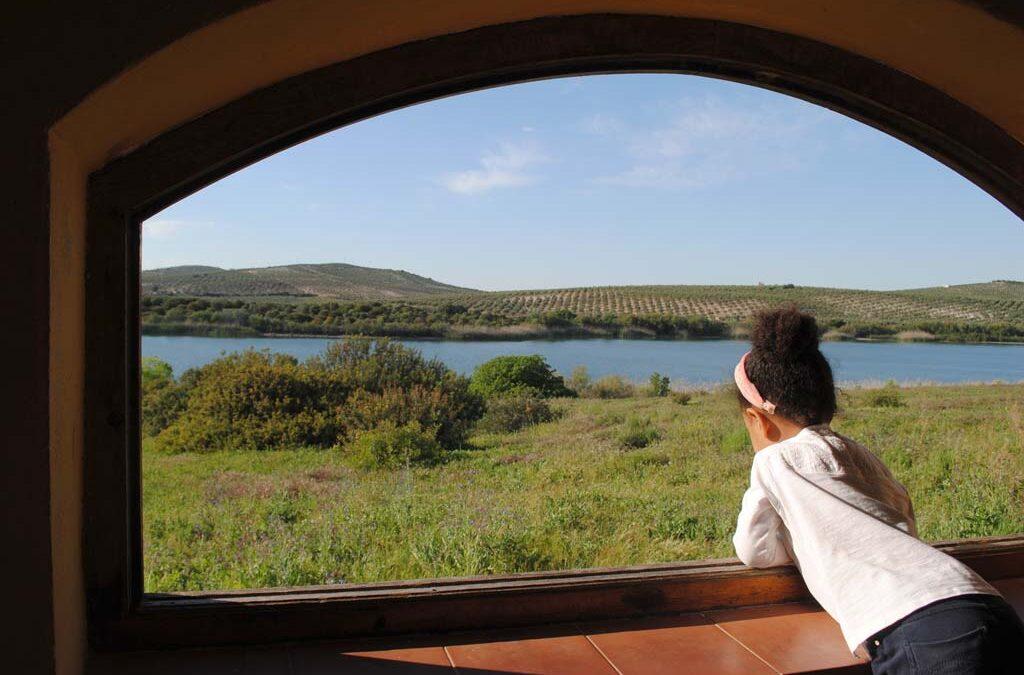 Escapada a la Reserva Natural de la Laguna del Zóñar we love montilla moriles cordoba
