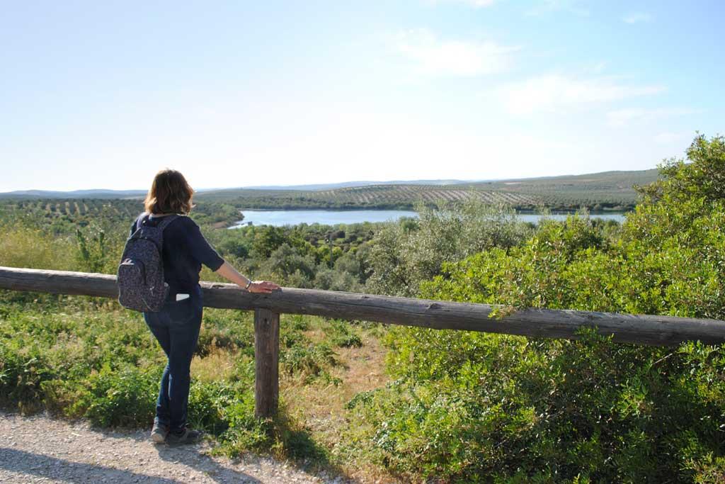 vista Laguna del Zóñar we love montilla moriles cordoba