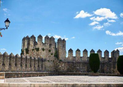 Murallas del Castillo de Cabra - we love montilla moriles cordoba