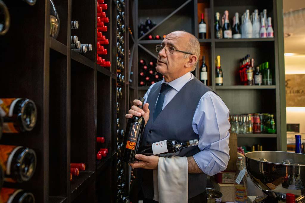 Restaurante Tres Culturas, Lucena, bodega de vinos - we love montilla moriles cordoba