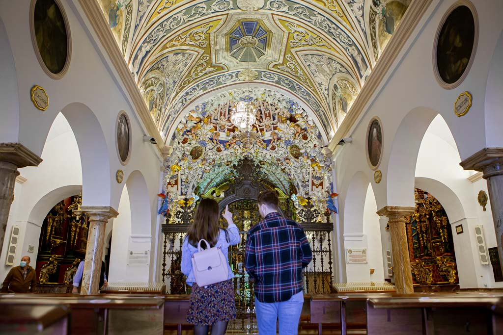 Parroquia de San Mateo, Lucena - we love montilla moriles cordoba