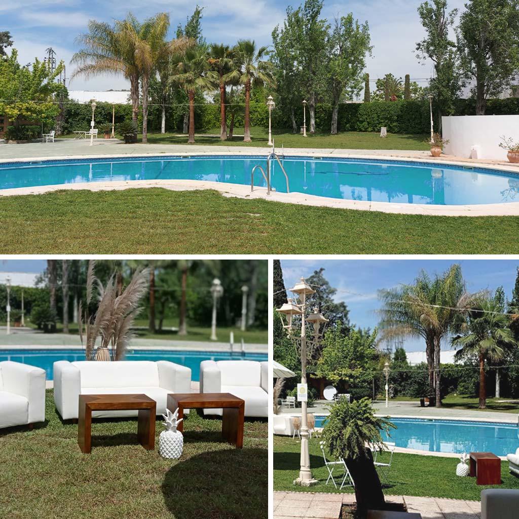 Hotel Don Gonzalo piscina - We Love Montilla Moriles Cordoba