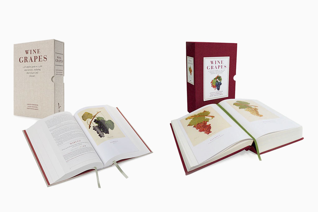 Libro Wine Grapes Book - We Love Montilla Moriles Cordoba