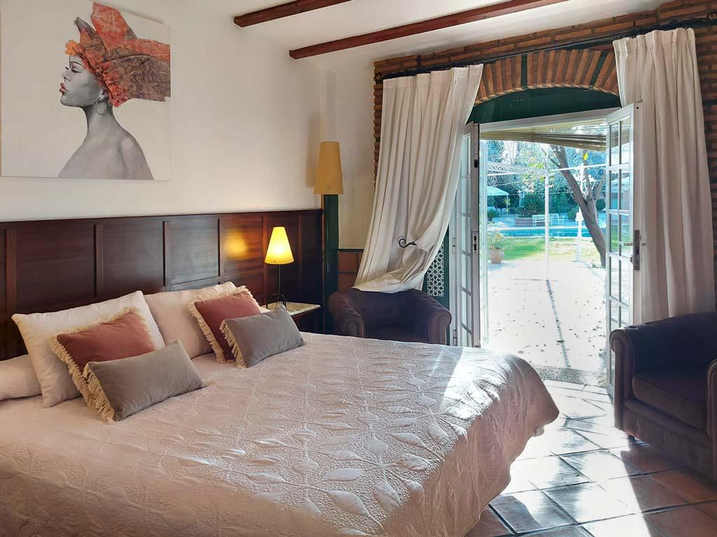 Habitacion Hotel Don Gonzalo - We Love Montilla Moriles Cordoba