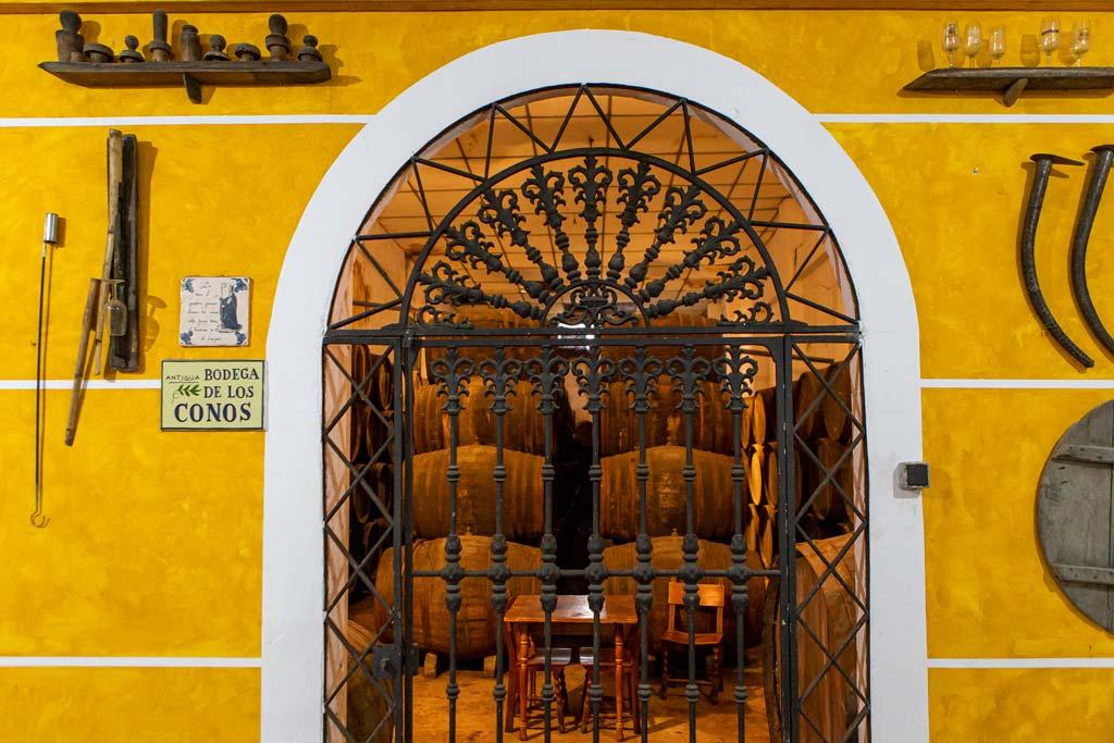 Antigua Bodega de Los Conos - we love montilla moriles cordoba