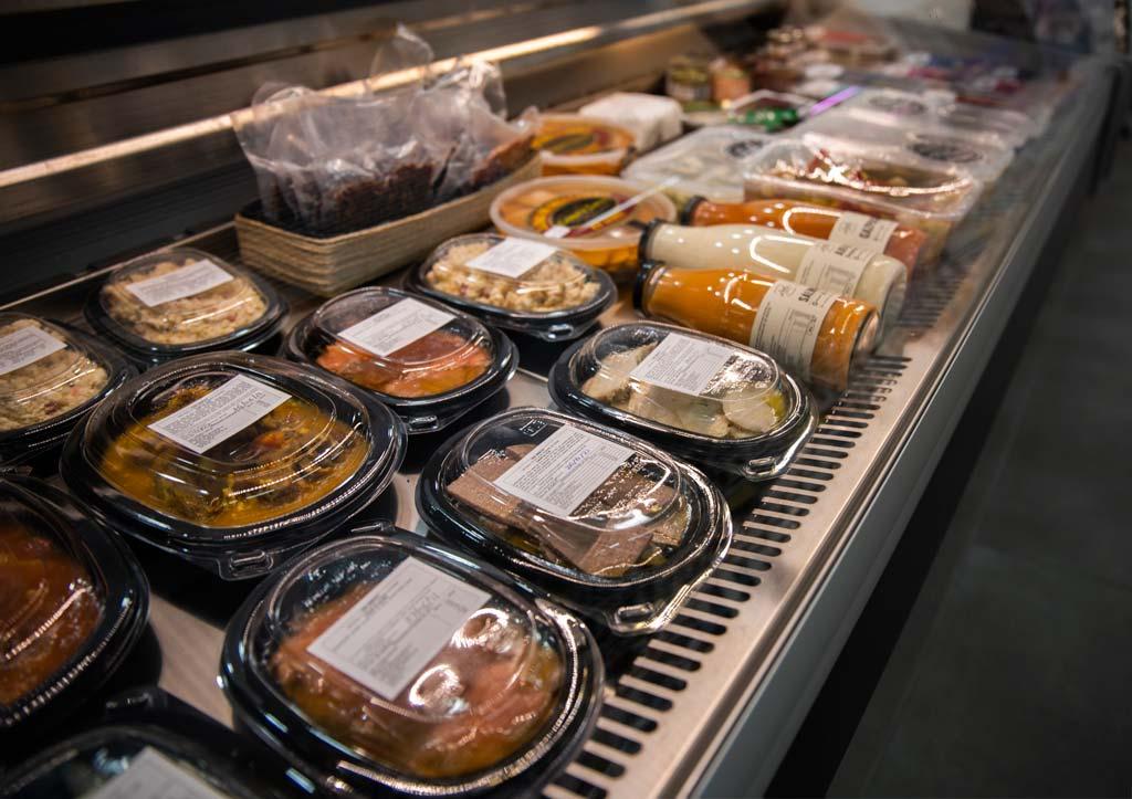 Platos preparados Mercado Montalban Córdoba - We love Montilla Moriles