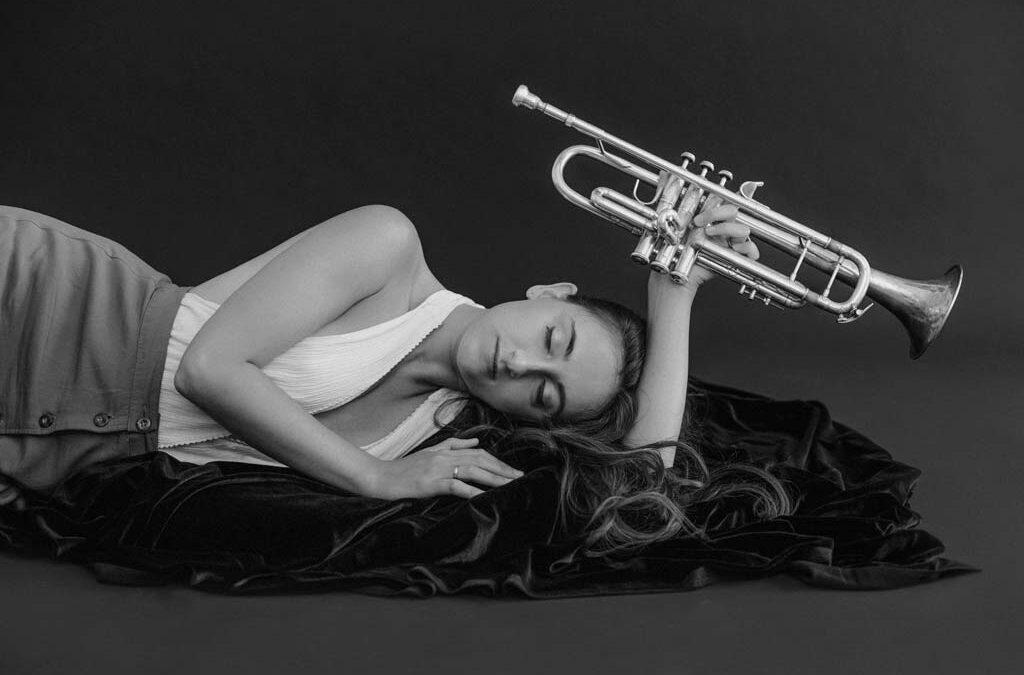 Entrevista a Alba Careta trompetista y cantante Montijazz 2021 - We love Montilla Moriles