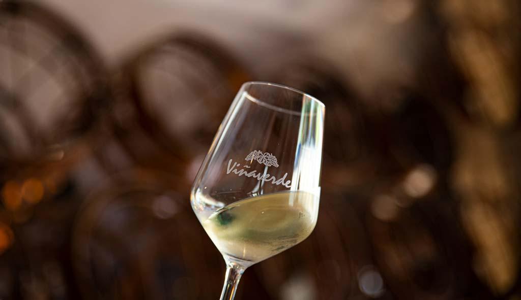 vino viña verde - we love montilla moriles